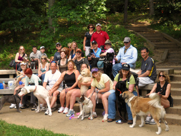 Dog walking company Woodbridge Virginia